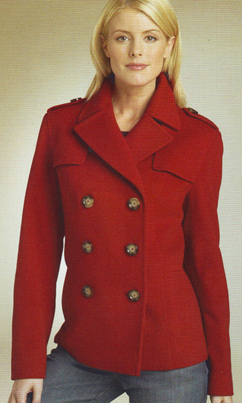Ladies Overcoat- New Look Collection Custom Tailor, Pattaya - Thailand