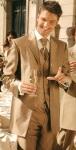 Men 3 Piece Suit - New Look Collection Custom Tailor - Pattaya, Thailand