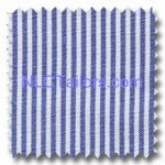Blue Thin Stripes - bespoke Stripes shirts - New Look Collection Tailors, Pattaya