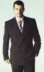 Double Breasted Suit - New Look Collection Custom Tailor Pattaya, Thailand
