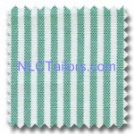 Green Stripes - bespoke Stripes shirts - New Look Collection Tailors, Pattaya