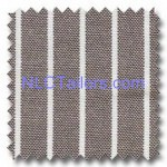 Grey Thick Stripes - bespoke Stripes shirts - New Look Collection Tailors, Pattaya