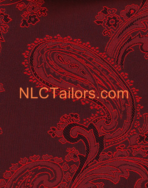 Silk Lining - For Luxury Dinner Suits - Bespoke Suits
