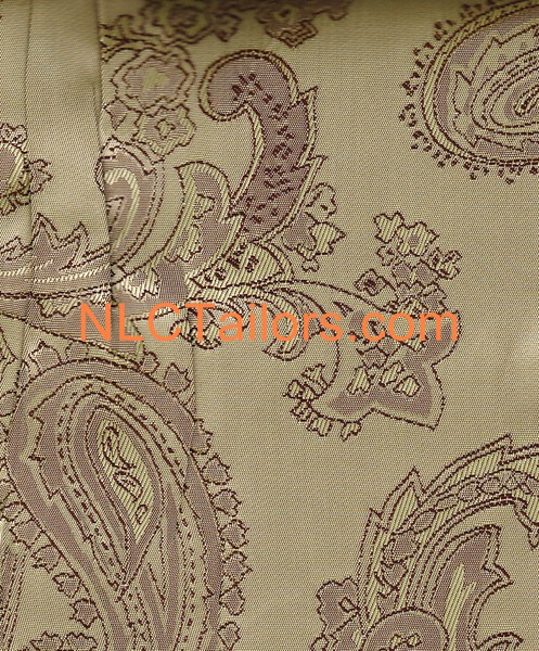Silk Lining - For Luxury Suiting Interiors - New Look Collection Custom Tailors, Pattaya - Thailand