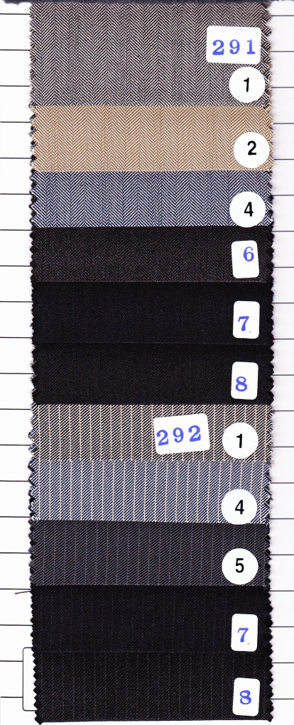 Italian Metallic Wool - KR 291-292