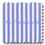 Mid Blue Stripes - Custom made Stripes shirts - New Look Collection Tailors, Pattaya