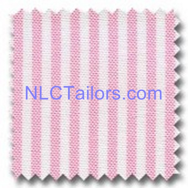 Pink Stripes - Custom made Stripes shirts - New Look Collection Tailors, Pattaya