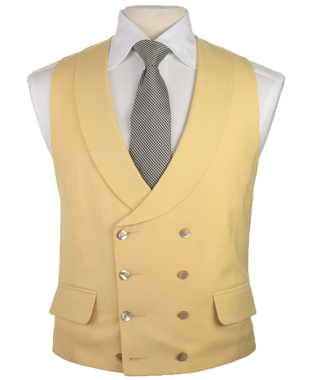 Double Breasted WaistCoats (Vest) | Louis tailor : New Look Collection ...