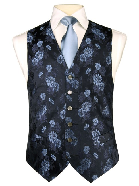 Single Breasted Waistcoat (Vest)