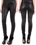 Skiny Leather Pant Custom Made for Women