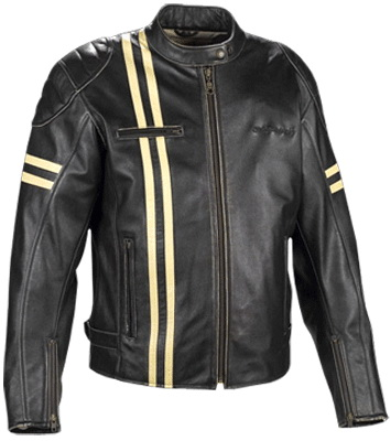 Leather Biker Jacket - Custom Made