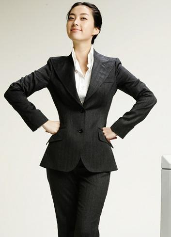 lady fashion suit ชุดสูทผู้หญิงแฟชั่น LFS002