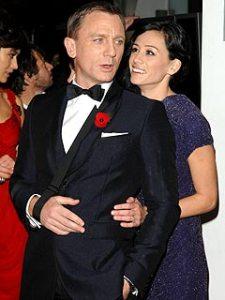 Daniel Craig Tuxedo Wedding Suit